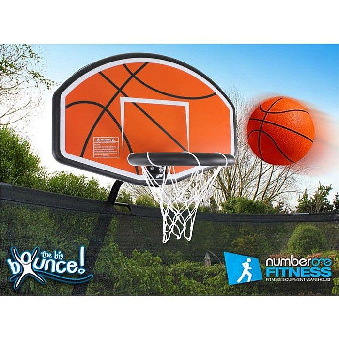 Big Bounce Basketball Hoop