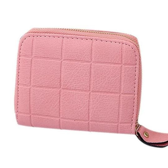 9891beb429b Women's Wallet Card Holder Wallets Nubuck Artificial Leather Chess ...