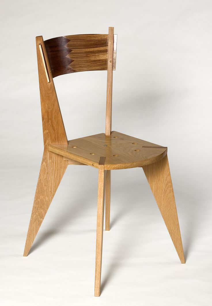 12 Second American Oak chair Assemble in 12 seconds Totally stable and strong