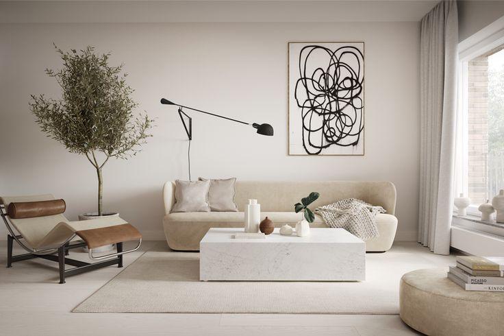 Populära inredningsdesignern Lotta Agaton har i samarbete med bostadsutvecklingsbolaget Patriam fått uppdraget inreda flera nyproducerade lägenheter i Vasastan i Stockholm.