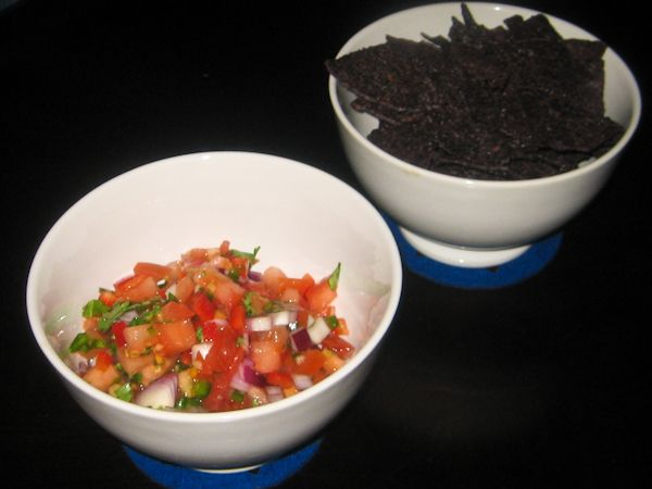 Fresh Salsa - Wild Rose Detox (D-Tox) [gluten-free, egg-free, peanut-free, dairy-free]