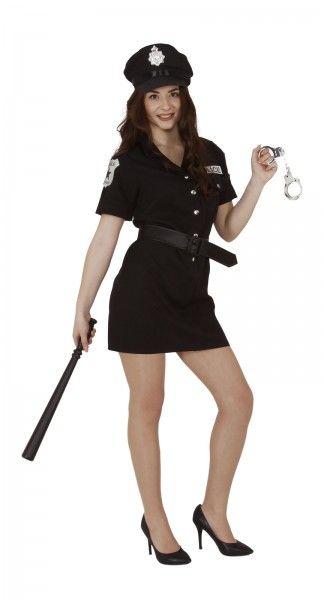 Karnevalskostüm Polizistin – sexy Kostüm Politesse