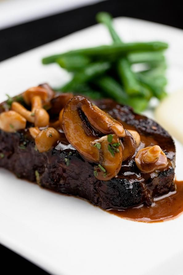 Recipe For Steak Diane Flambe