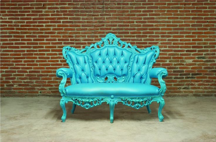25 best ideas about victorian style furniture on for Modern victorian sofa
