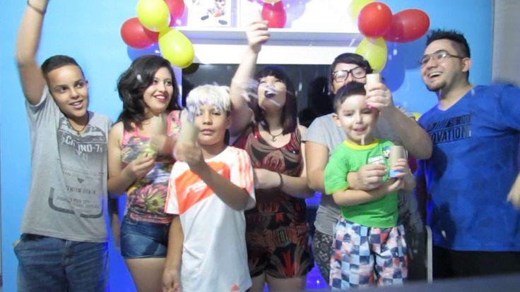 ESPECIAL 1 ANO DE CANAL-DUDU E FAMILIA