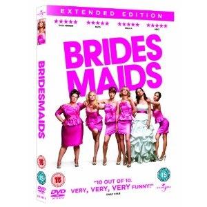 Bridesmaids [DVD] [2011] amazon