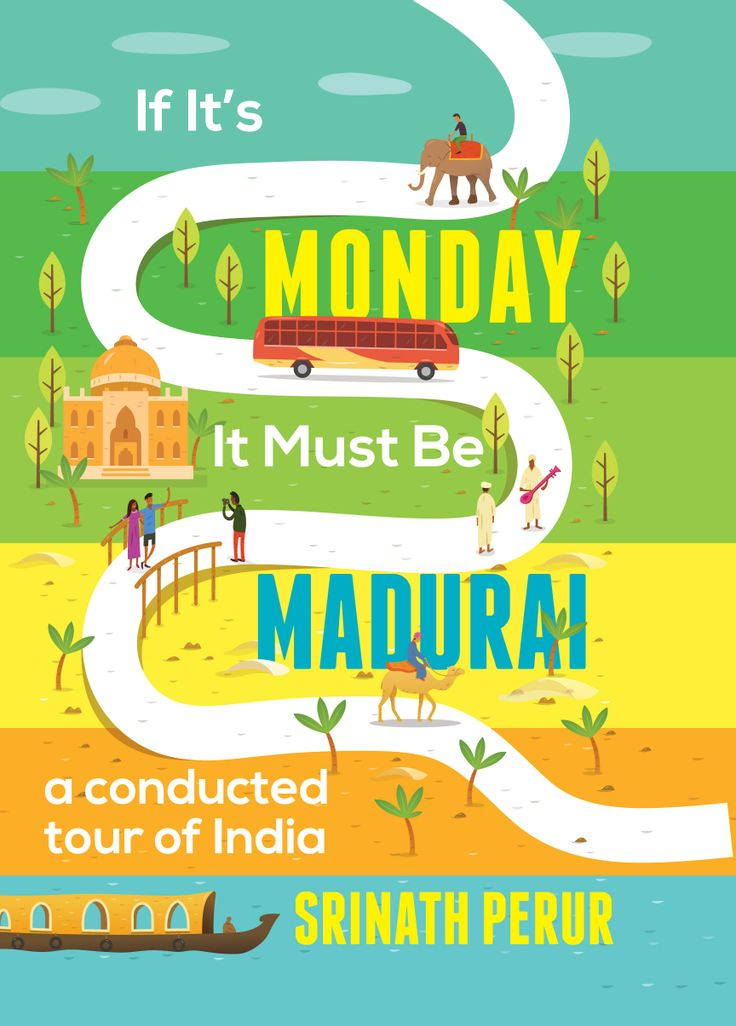 This is a delightful read which is a travelogue about ten tours conducted in India. It gives a view about India's tourist and travelers, their experiences and a portrait of India. It is an entertaining and sometimes comical read.