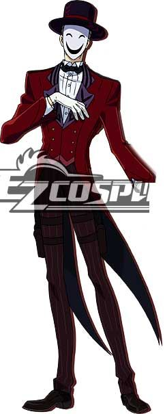 Black Bullet Kagetane Hiruko antagonist Promoter Initiator White Smile Mask Man Cosplay Shoes #Everyone Can Cosplay! Cosplay costumes #Anime Cosplay Accessories #Cosplay Wigs #Anime Cosplay masks #Anime Cosplay makeup #Sexy costumes #Cosplay Costumes for Sale #Cosplay Costume Stores #Naruto Cosplay Costume #Final Fantasy Cosplay #buy cosplay #video game costumes #naruto costumes #halloween costumes #bleach costumes #anime
