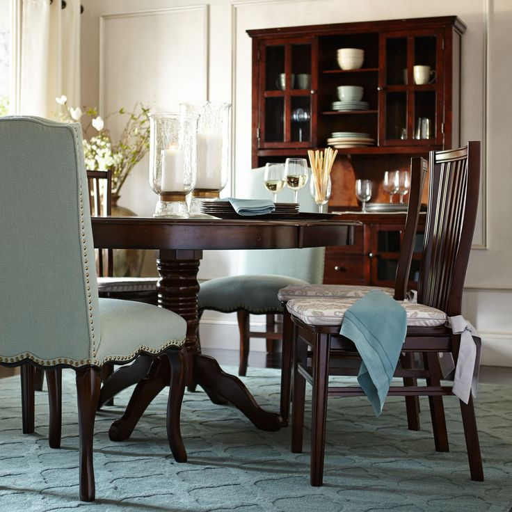 Ronan Extension Tobacco Brown Dining Table Dining Sets