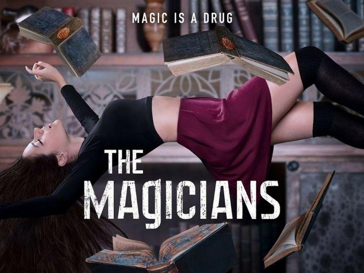 The Magicians, une étrange histoire de magie