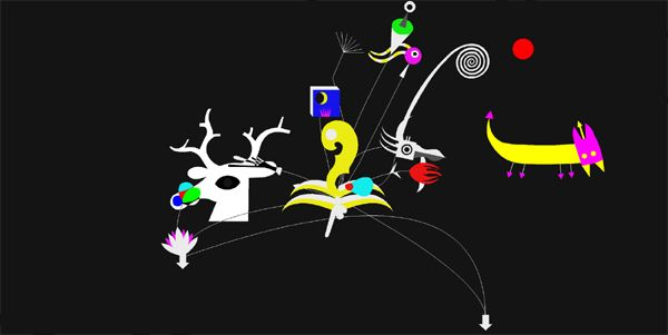 The Picasso bird. (see blog)