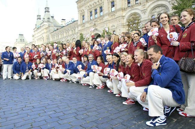Заказать спортивный костюм олимпийские игры в пекине россия