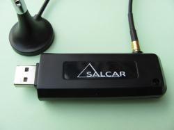 DVB-T USB-Stick mit RTL2832U Chip und Rafael Micro R820T tuner