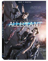 The Divergent Series: Allegiant [DVD + Digital]