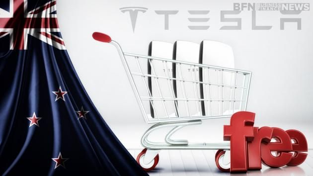 Tesla Motors Inc Powerwall Systems Offered For Free In New Zealand