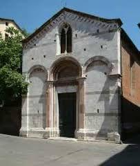 Chiesa di Santa Giulia.  Lucca .  Toscana