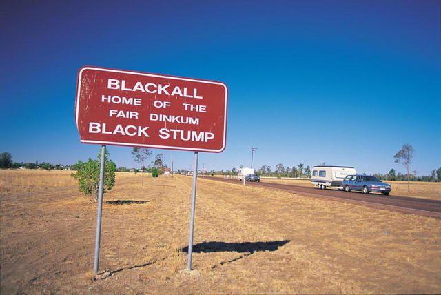 Blackall Qld