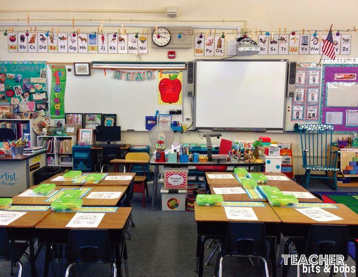Classroom Theme Ideas For First Grade : Kindergarten first grade classroom ideas