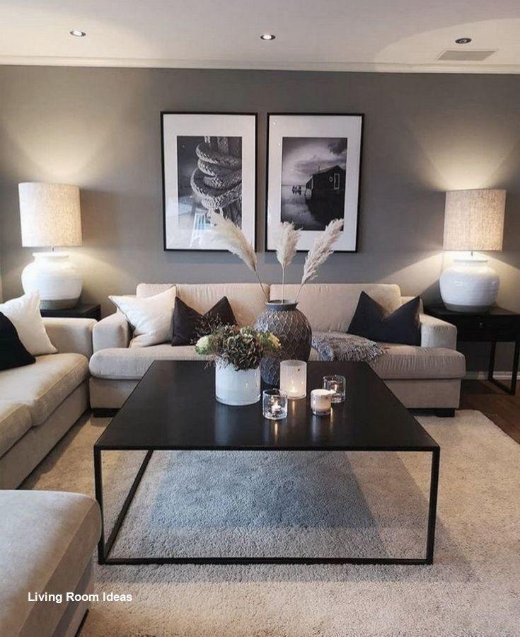 Cozy Living Room Decor For Small Modern Boho Or Rustic Living Rooms In 2020 Cozy Living Room Design Living Room Decor Apartment Small Living Room Decor