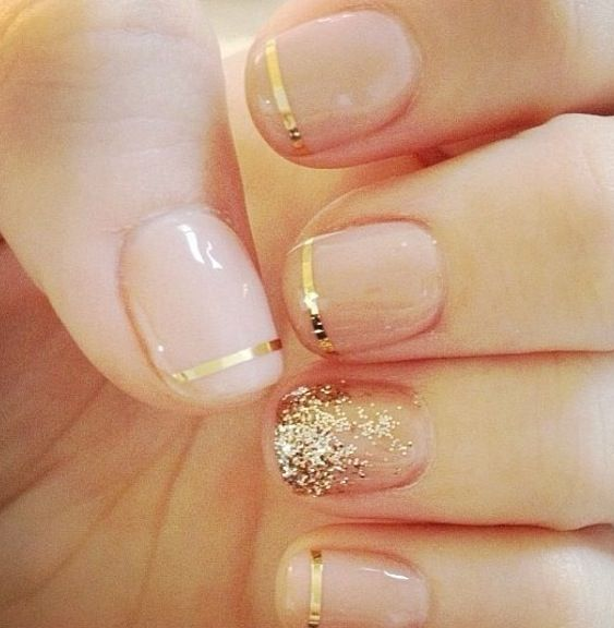 Loving the simple nails
