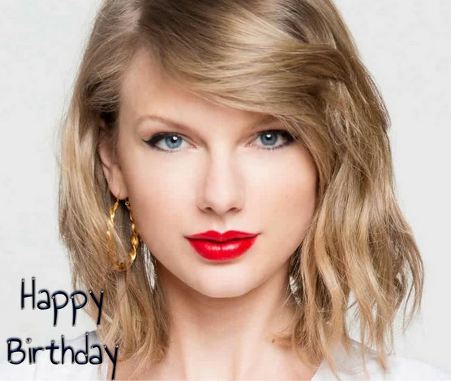 A Very Happy Birthday To My favorite singer Taylor Swift!!    #TaylorSwift #taylorswiftbirthday #HappyBirthdayTaylorSwift #fashionista #singersongwriter #Singer