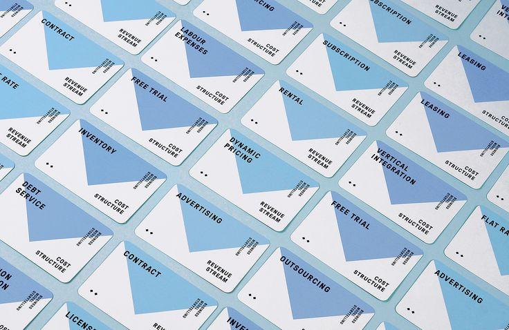 TAGDECK Business Model Storytelling Deck on Behance