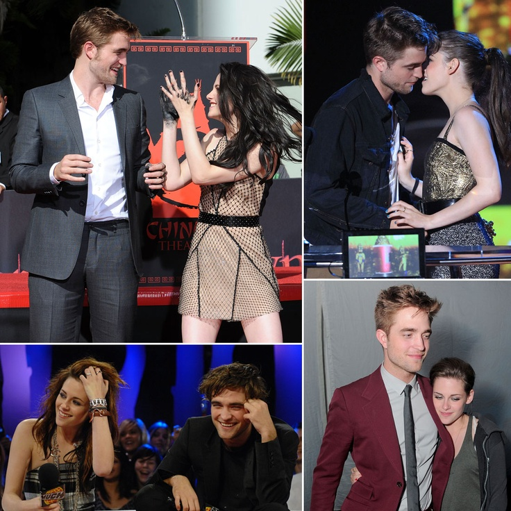 Happy Birthday, Kristen Stewart!See Her Sweetest Moments With Robert Pattinson