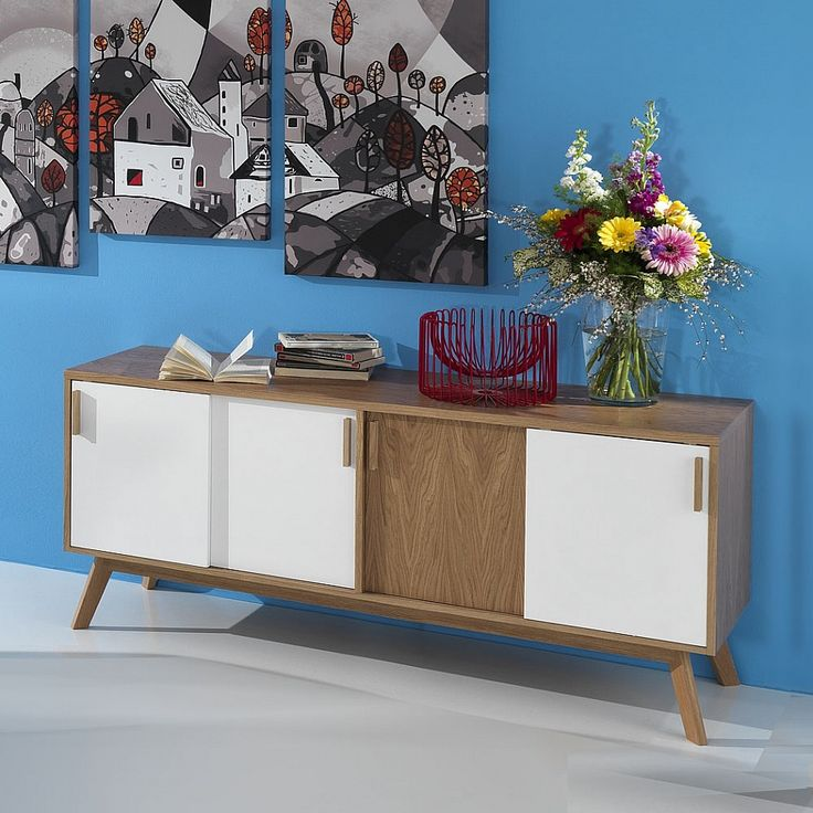 For more modern and luxury sideboards check our website: http://www.covethouse.eu/