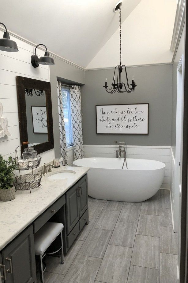 Most Recent Pictures Bathroom Remodel Colors Ideas These Kind Of Ideas May Super Charge A Person S Arranging Engine Once You Start In 2020 Bathroom Interior