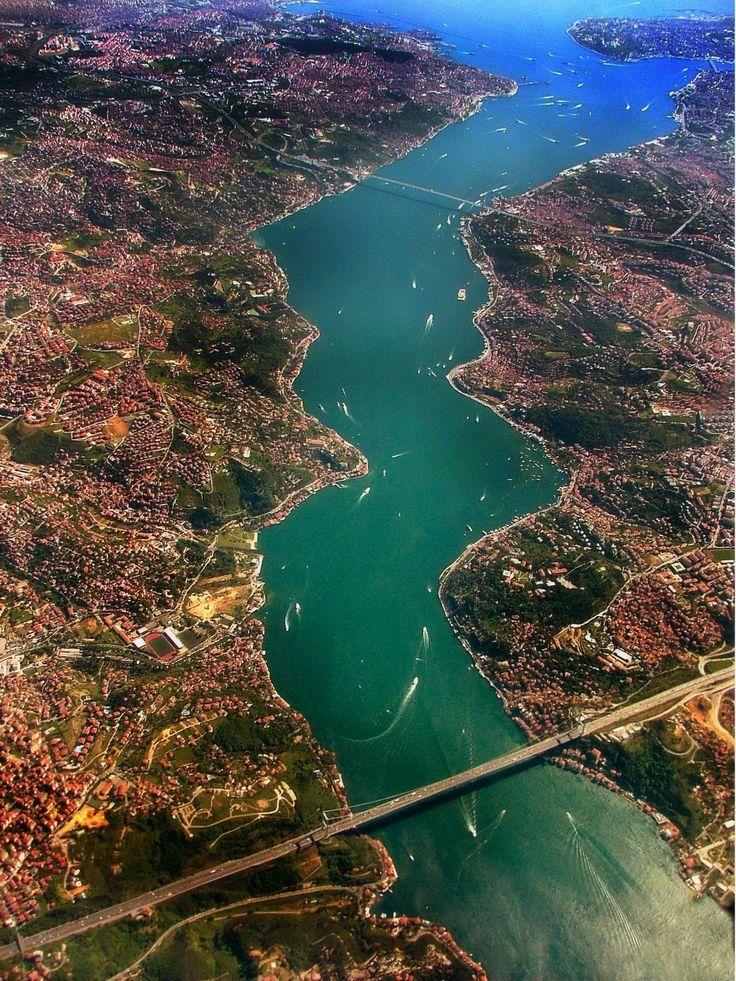 Bosphorus, Istanbul by Gökhan Sevim