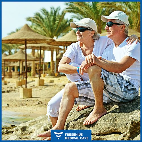 Having dialysis three times a week does not mean the end of foreign travel and holidays. Holiday dialysis gives you the opportunity to visit other dialysis centres for treatment and lets you enjoy the freedom to travel!