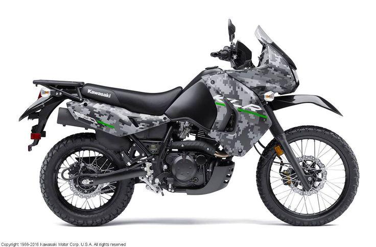2016 Kawasaki KLR™ 650 Camo for sale in Victoria, TX | Dale's Fun Center (866) 359-5986
