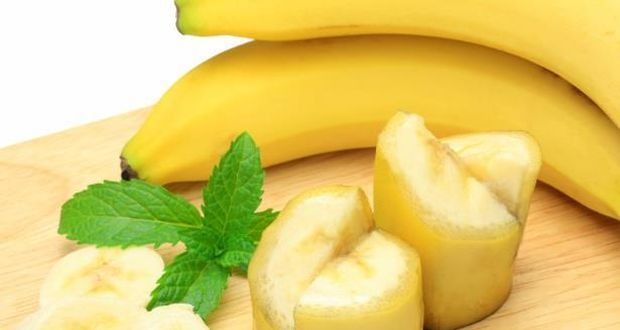 Banana for sore throats and coughs