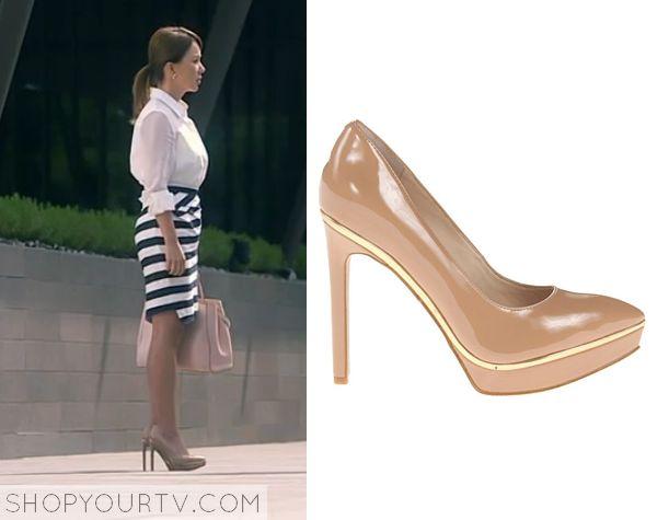 Witch's Romance: Episode 8 Ban Ji Yeon's Platform Heels - ShopYourTv