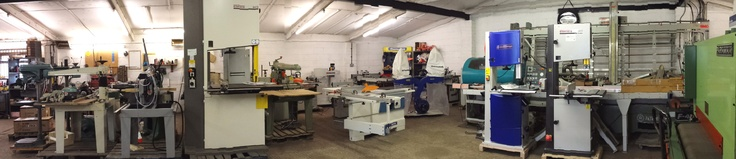 Woodworking Machinery For Sale from SB Woodworking Machinery in Sussex