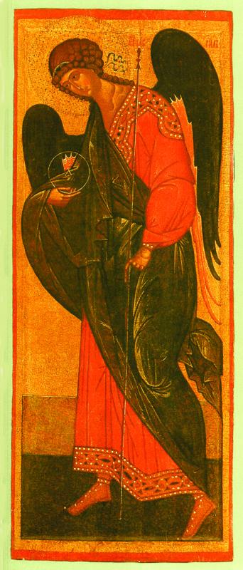 XVI в.  Архангел Гавриил
