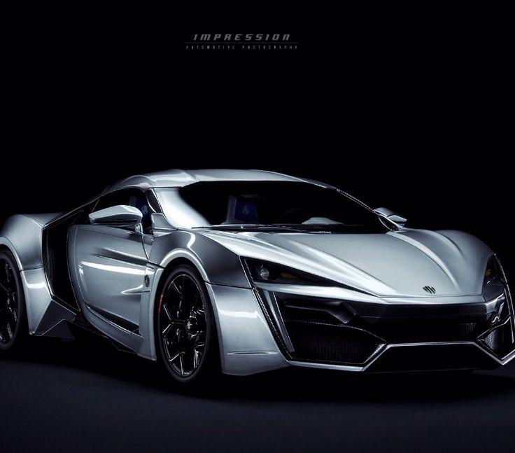 125 Best W Motors Lykan HyperSport Images On Pinterest