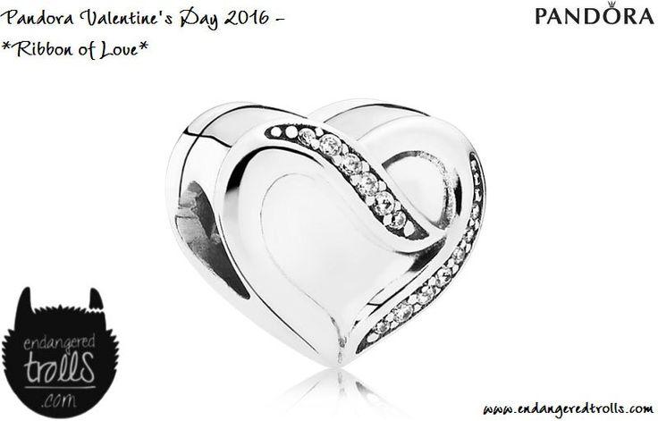 Pandora Ribbon of Love