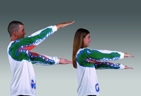 University of Florida Team Motion Shirt