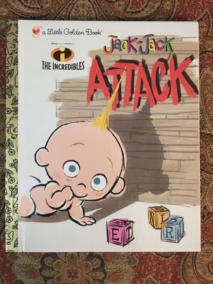 The Incredibles  Jack-Jack Attack  2006 10-6