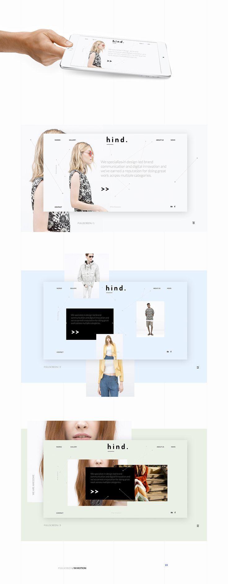 Hind on Web Design Served