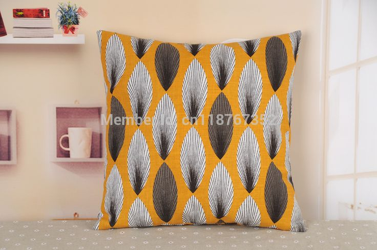 Cheap decorative sofa throws, Buy Quality sofa magic directly from China decorative throws for sofas Suppliers:  1Piece* Geometric Pattern Throw Pillow Case Cushion Covers/Home Sofa Decorations 45*45cm: Yellow&Light BlueUS$ 7.99