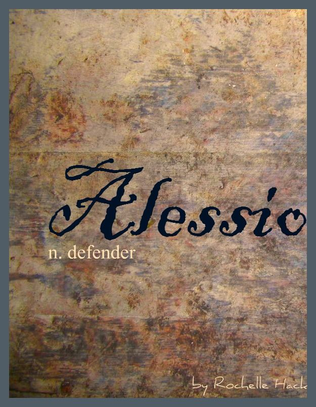 Boy Name: Alessio. Meaning: Defender. Origin: Italian form of the name Alex. http://www.pinterest.com/vintagedaydream/baby-names/