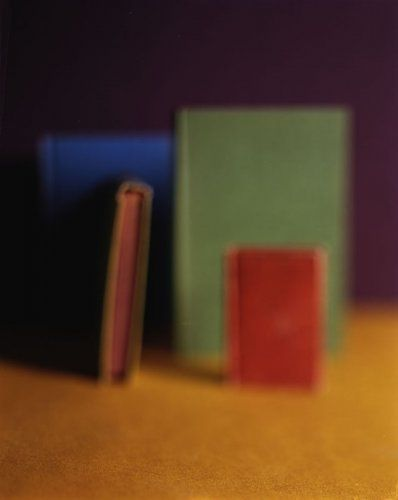 Schrager, Victor 58 (from series Composition as Explanation 2003