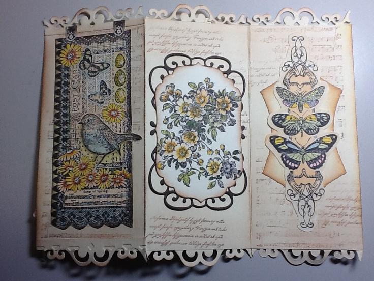 Tri card
