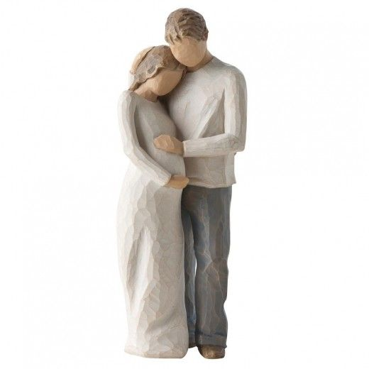 Willow Tree Home Figurine 5 Best Gifts for Pregnant Wife for Under $100