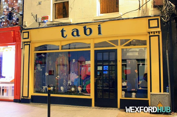Tabi: Outdoor clothing store in Wexford.