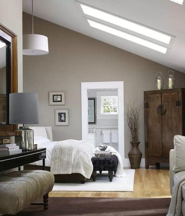 oltre 25 fantastiche idee su colori rilassanti camera da letto su ... - Idee Colori Camera Da Letto