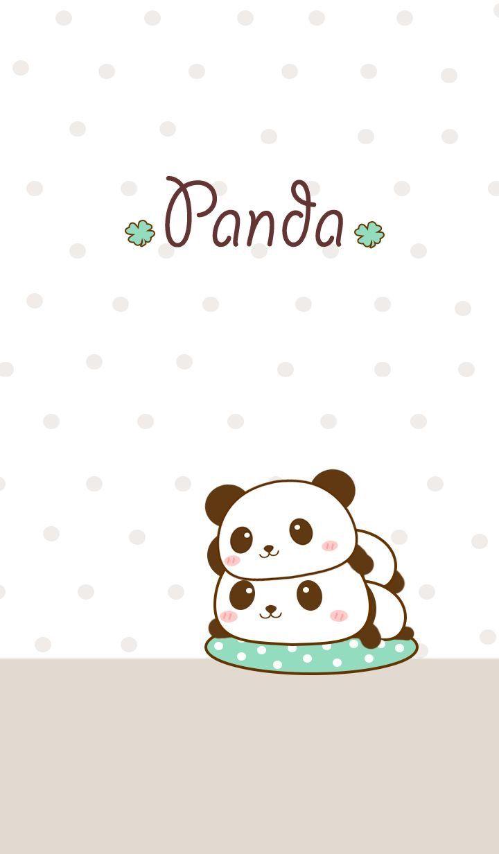 Pin By Amanda Hoffman On Panda 3 Cute Panda Wallpaper Panda