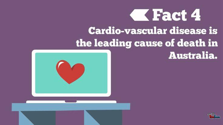 Learn more about Facts on Heart Diseases in Australians. Watch https://www.youtube.com/watch?v=DZq74pYFq1A #heartdisease #hearthealth